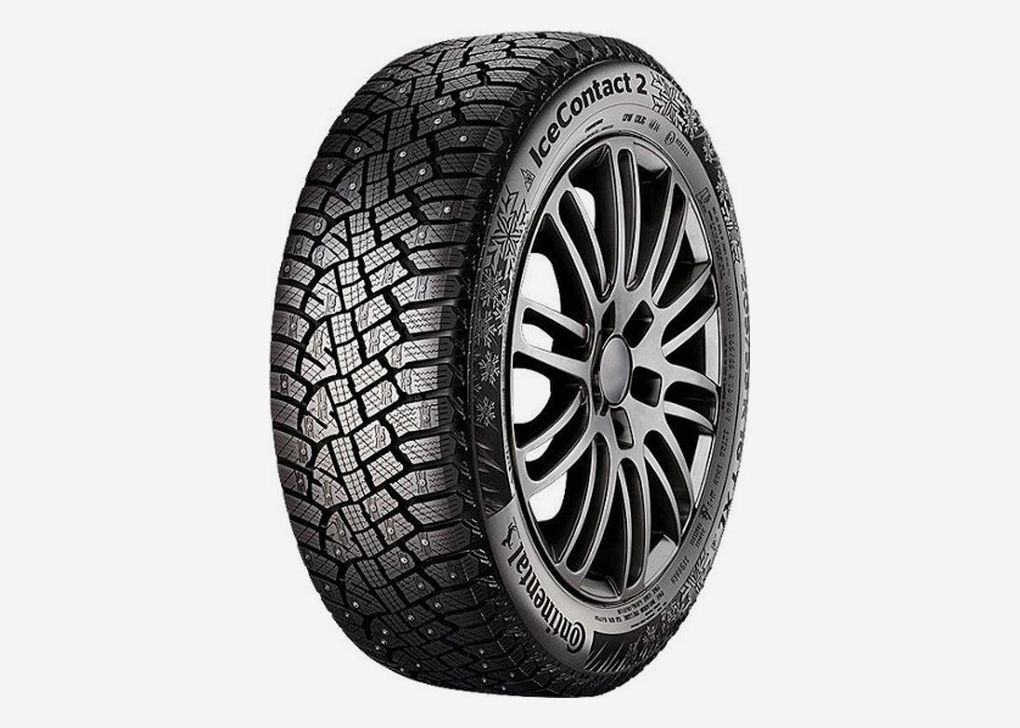 Continental IceContact 2 SUV 215/60R17 96T