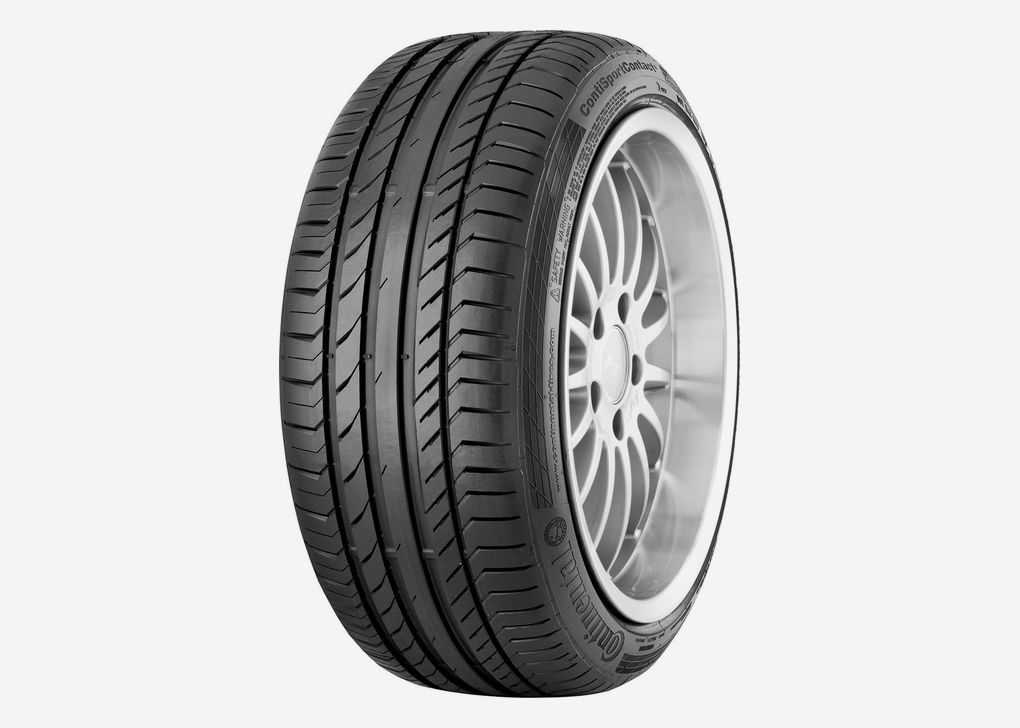 Continental ContiSportContact 5 SUV 255/60R18 112V XL