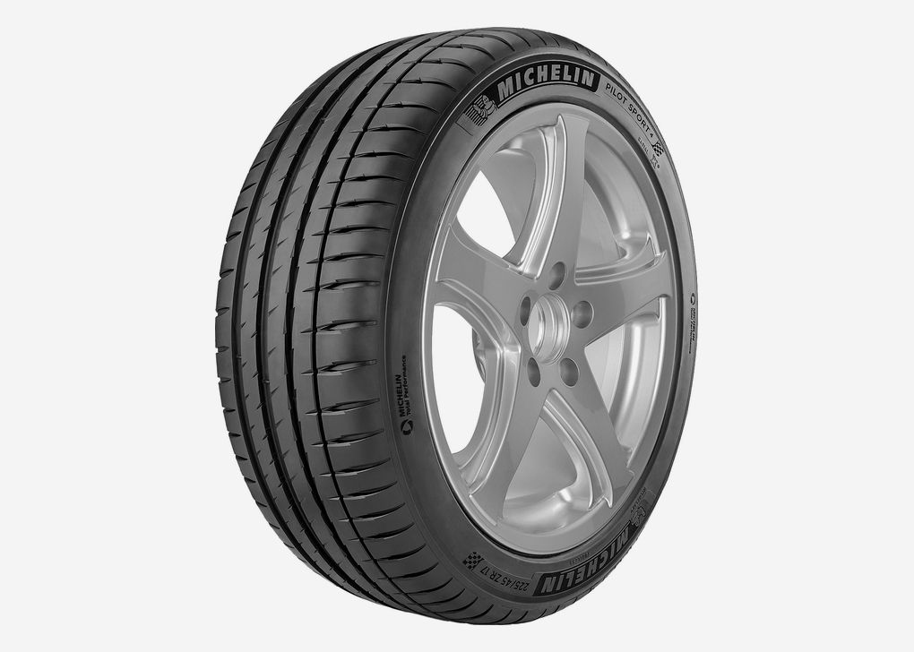 Michelin Pilot Sport 4 255/35ZR19 96Y XL