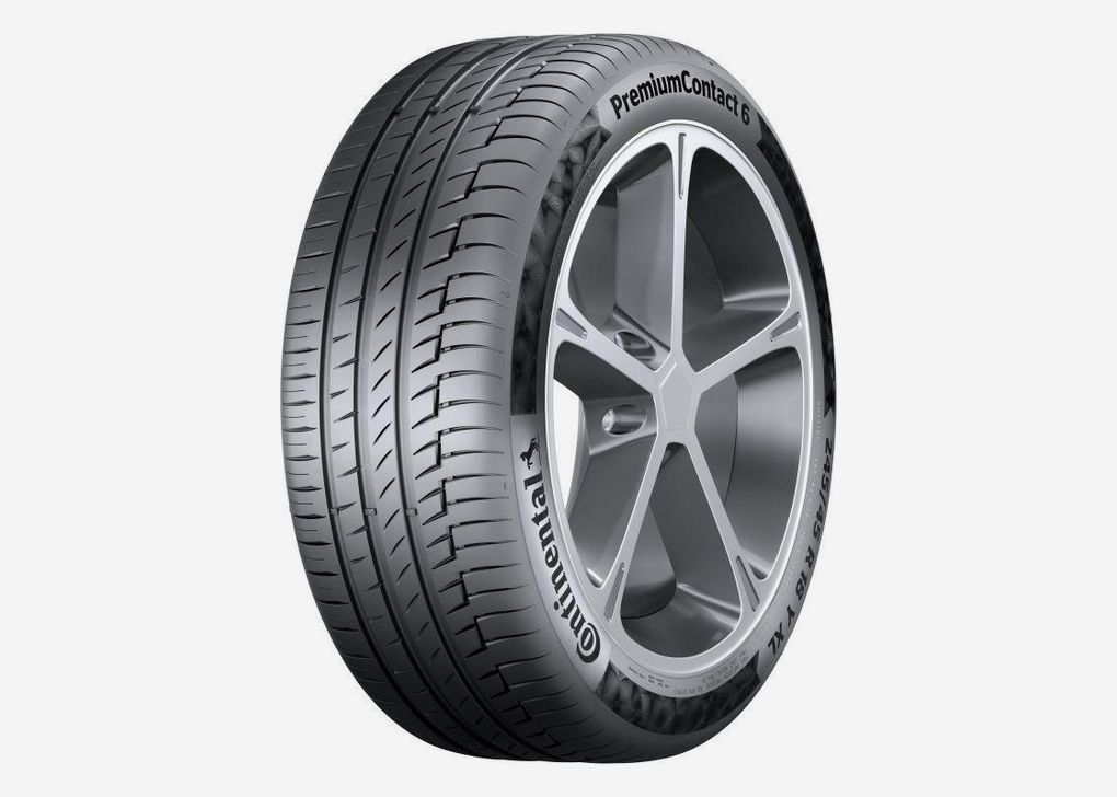 Continental PremiumContact 6 235/45R17 94W