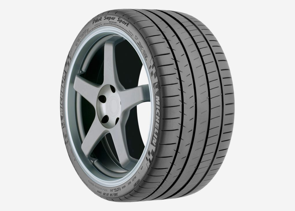 Michelin Pilot Super Sport 275/30ZR20 97Y XL
