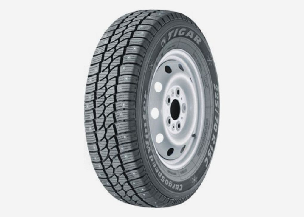 Tigar Cargo Speed Winter 215/65R16C 109R